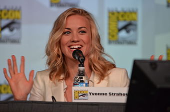 Yvonne Strahovski Wikiwand Check out this biography to know about his birthday, childhood, family life, achievements and fun facts about him. yvonne strahovski wikiwand