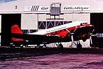 ZA947 DC3 Royal aircraft Establishment CVT 06-08-90 (29851142775).jpg