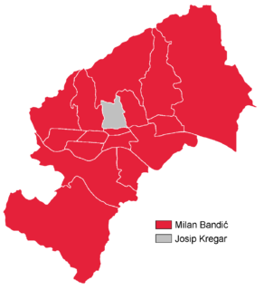 2009 Zagreb local elections