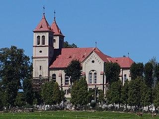 Zákamenné Village in Slovakia