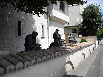 Zambaccian Museum - Zambaccian Museum - outside view (August 2013)