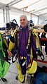 Zbigniew Łaski skydiver, Gliwice 2017.10.21 (01).jpg