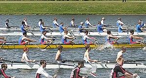 Holme Pierrepont - Image: Zbusa regatta 2003 MN8 A1