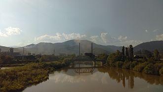 Zenica - Zenica Steel Factory