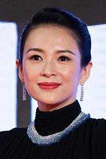 Zhang Ziyi Chinese actress and model