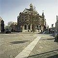 Zicht op de voorgevel en de linker zijgevel - Dordrecht - 20387444 - RCE.jpg