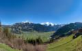 Zillertal in Tyrol, Austria-panorama PNr°0746b.tif