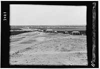 Zionist colonies on Sharon. The Arlosoroff Colony. Distant view from Rehoboth LOC matpc.15195.jpg