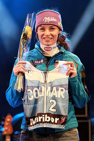 Slovenian Sportsperson of the Year - Tina Maze