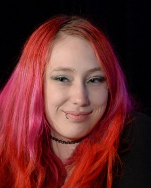 Women's rights in 2014 - Video game developer Zoë Quinn received threats during the Gamergate controversy.