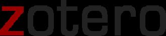 Zotero - Image: Zotero logo