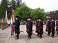 Zrinska garda Čakovec (Croatia) - Trg Republike.JPG