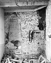 zuid-gevel aansluitend tegen west-gevel, interieur - grave - 20083657 - rce