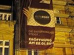 Zum Ende der Renovierung der Alten Post (Flensburg 2014-11-26), Bild 02.jpg