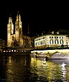 Zurich by Night by Badwy - panoramio (2).jpg