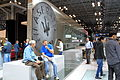 """14 - 100 years of MASERATI - exhibit at the 2014 New York International Auto Show Anniversary 100 years.jpg"