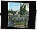 """Barberrys,"" Nelson Doubleday house, Mill Neck, New York. Garden gate LCCN2008679201.jpg"
