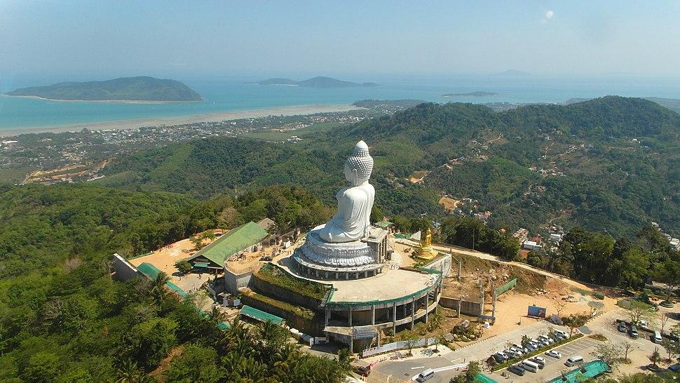 """Big Budda"" Phuket 2014 february - panoramio (4)"