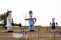 """The Tin Family,"" Enchanted Highway, Regent, North Dakota LCCN2010630884.tif"