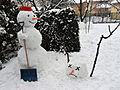 'Calvin and Hobbes'-style snowmen 1b.JPG