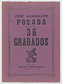 'José Guadalupe Posada- 36 Grabados' (Mexico, 1943) MET DP872820.jpg