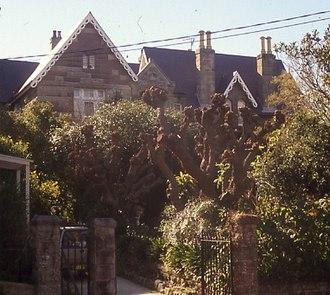 Nugal Hall - Image: (1)Nugal Hall Randwick