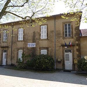 École des Balmes