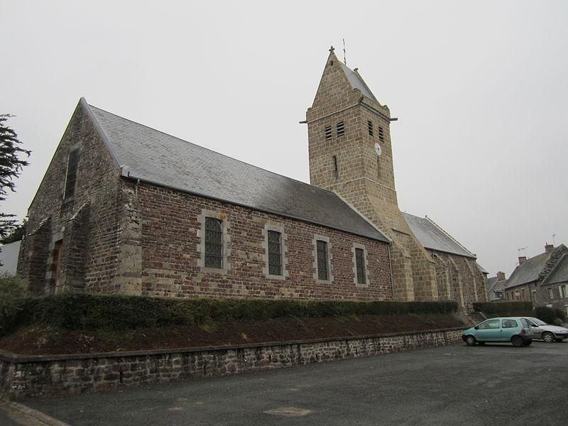Église Notre-Dame d'fr:Hudimesnil