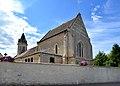 Église Saint-Aubin de Saint-Aubin-d'Arquenay. Vue sud-est.jpg