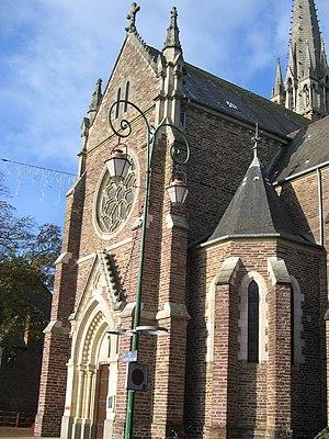 Cesson-Sévigné - Image: Église Saint Martin de Cesson Sévigné