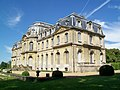 Épinay-Champlâtreux (95), château de Champlâtreux, façade principale ouest (2).jpg
