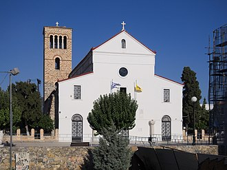 Chalcis - Church of Saint Paraskevi, patron saint of Chalkis