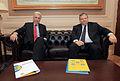 Συνάντηση Αντιπροέδρου Κυβέρνησης και ΥΠΕΞ Ευ. Βενιζέλου με τον απερχόμενο Ευρωπαίο Διαμεσολαβητή Ν. Διαμαντούρο (9349753541).jpg