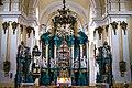 Інтер'єр костелу Внебовзяття Діви Марії (Бучач) 2.jpg