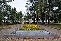 Братская могила воинов Красной Армии у железнодорожной станции Крюково 10.jpg