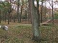 Вал оборонительный в парке Дубки Сестрорецка.jpg