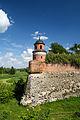 Вежа, вигляд з боку р.Іква.jpg