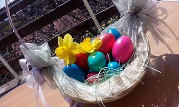 Велигденска кошница