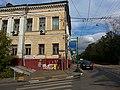 Главный дом (квартира, в которой жил писатель Телешов Н. Д.), Москва 02.jpg