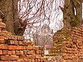 Жовква. Вид на церкву василіян із Винник.jpg