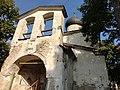 Западный фасад Георгиевской церкви..JPG