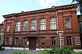 """Здание """"б."""" единой трудовой школы №2, где в 1919 г. Проходил 1-ый губернский съезд рабочей и крестьянской молодежи 2.JPG"""