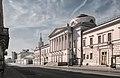 Здание Опекунского совета в Москве постройки 1823-26 гг. Архитекторы Д. И. Жилярди и А. Г. Григорьев. Съёмка 2016 года.jpg