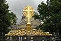 Крест на центральных воротах Спасо-Преображенского собора.jpg