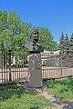 Миколаїв, Бюст адмірала Ф. Ф. Ушакова 1744–1817 рр.jpg