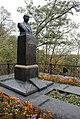 Могила М. Коцюбинського (восени).JPG