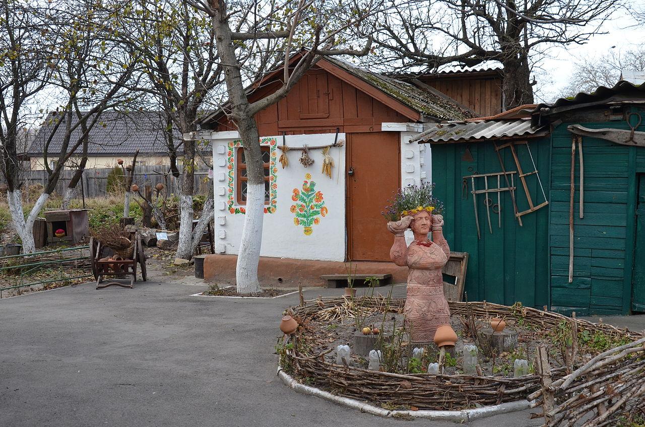 Музей гончарства в Вышгороде