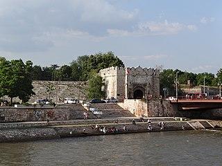 Niš City in Southern Serbia, Serbia