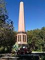 Обелиск на воинском кладбище «Воинам, павшим в боях за свободу и независимость нашей Родины».jpg