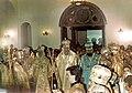Освящение храма. 1990 год.jpg